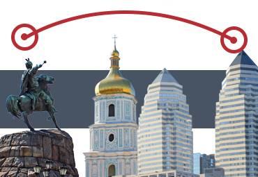 Збiльшення ємностi каналу Дніпро-Київ